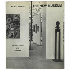 """The New Museum, Architecture and Display - Michael Brawne,"" 1965"