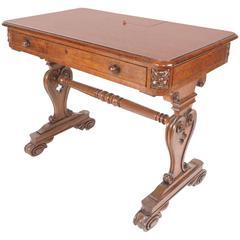 Oak Chamber Writing Table