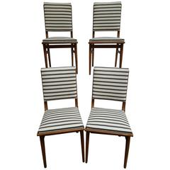 1950s Set of French Chair