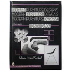 """""""Modern Furniture Design, 1950s-1980s,"""" Book"""