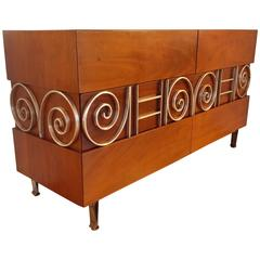 Edmund Spence Chest of Drawers, Mexico