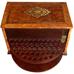 Mid-19th Century French Decorative Cigar Box