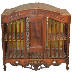 18th Century Walnut Panetiere from Provence