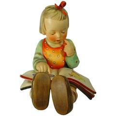 Hummel Figurine Book Worm 3/III tmk3 'Bookworm'