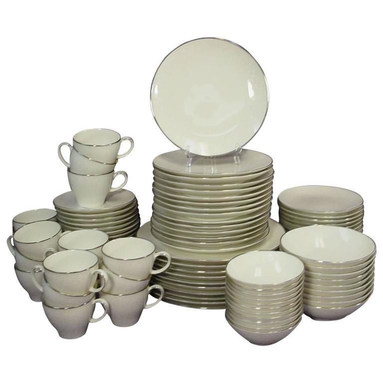 Noritake China Ambrosia 7567 Pattern 98-Piece Set Service For Sale at 1stdibs  sc 1 st  1stDibs & Noritake China Ambrosia 7567 Pattern 98-Piece Set Service For Sale ...