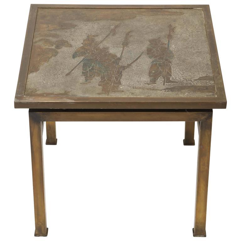 Philip & Kelvin Laverne Ming Side Table