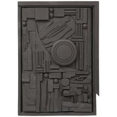 "Louise Nevelson ""City-Sunscape"" Sculpture"