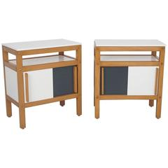 Andre Sornay End Tables
