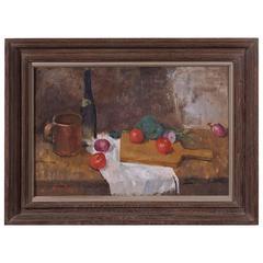 "George V Augusta ""Sill Life with Copper Mug"""