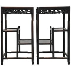 Pair of Asian Stands