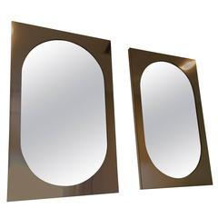 Two Great Wall Mirrors, USA, 1970s