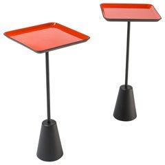 """Pair of Tom Dixon """"Spot"""" Tables"""