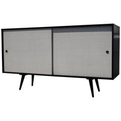 Ebonized Planner Group Buffet by Paul McCobb for Winchendon