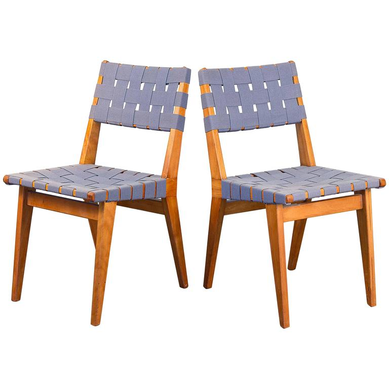 Jens risom side chairs for sale at 1stdibs - Jens risom side chair ...