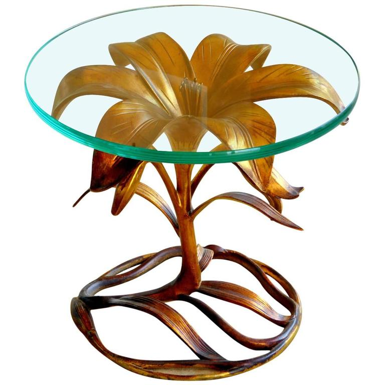 Arthur Court Style Lily Table 1