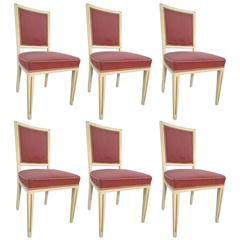 Bellevue Palace Chairs by Carl-Heinz Schwennicke