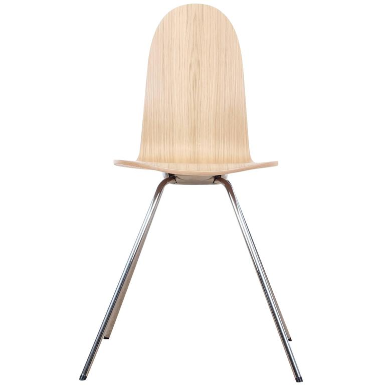 Tongue Chair in Ash by Arne Jacobsen, New Releases