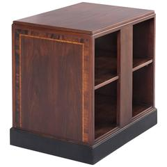 H.P. Mutters Small Cabinet with Inlayed Wood