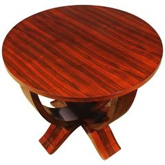 Art Deco Rio Rosewood Sidetable