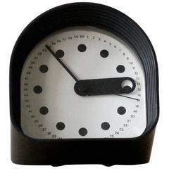 Rare First Edition Optic Clock, Joe Colombo
