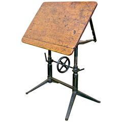 Vintage American Drafting Table