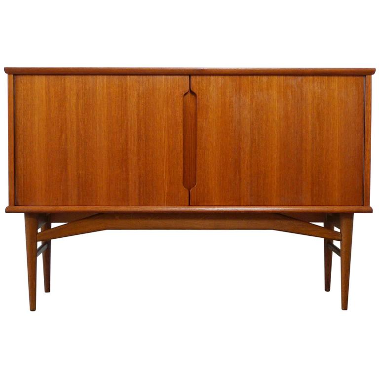 Superior Teak Sideboard From Fredericia, Denmark, 1950s For Sale