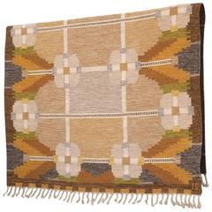 Swedish Flat-Weave by Ingegerd Silow