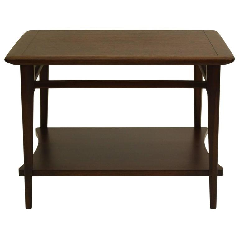 Fine Walnut Table by Lane Altavista