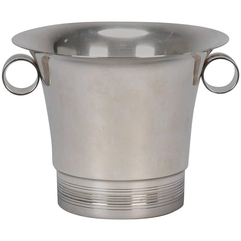 Silver Plate Wine Cooler