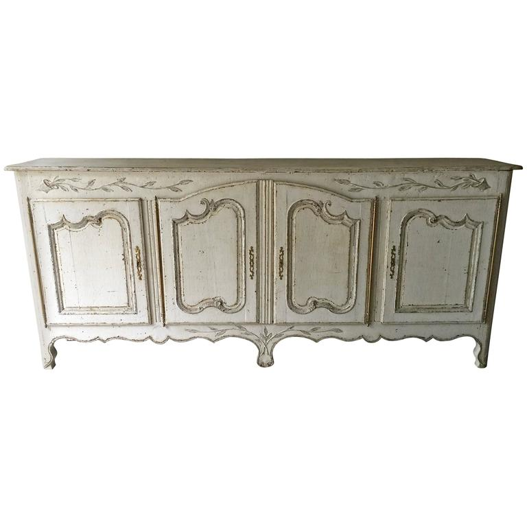 19th Century French Louis XV Style Enfilade