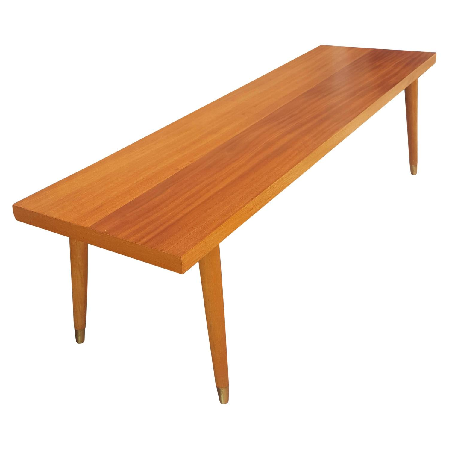 1960s american modern coffee table for sale at 1stdibs for Modern coffee table for sale