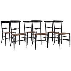 Italian, 1950s Chiavari Chairs