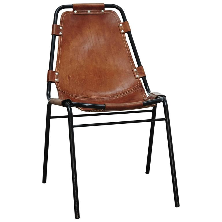 Les Arcs Chair Attributed to Charlotte Perriand, circa 1976
