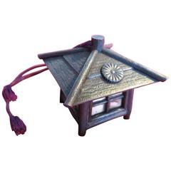 "Imperial Emperor's Treasure Gilt Silver Keepsake ""Lantern"" Box, 1928"