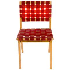 Early Jens Risom Side Chair for Knoll