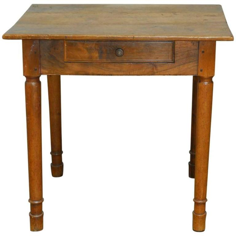18th Century Rustic French Farmhouse Writing Table At 1stdibs