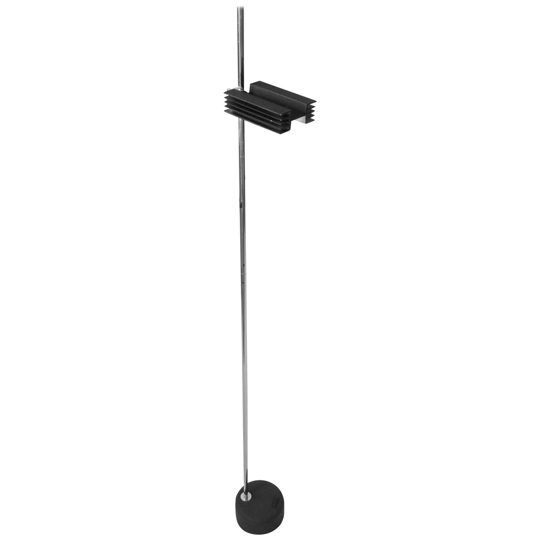 Arredoluce halogen minimalist modern floor lamp 1960s for Halogen floor lamp for sale
