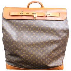 Large Louis Vuitton Steamer Bag