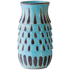 Vintage Jean Besnard Ceramic Vase