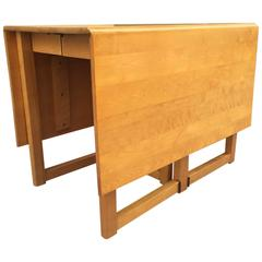 Russel Wright Drop-Leaf Table