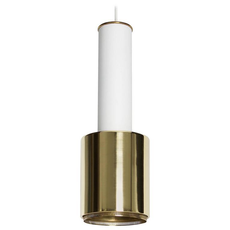 Early Alvar Aalto Pendant Light, Model A110, 1950s For Sale