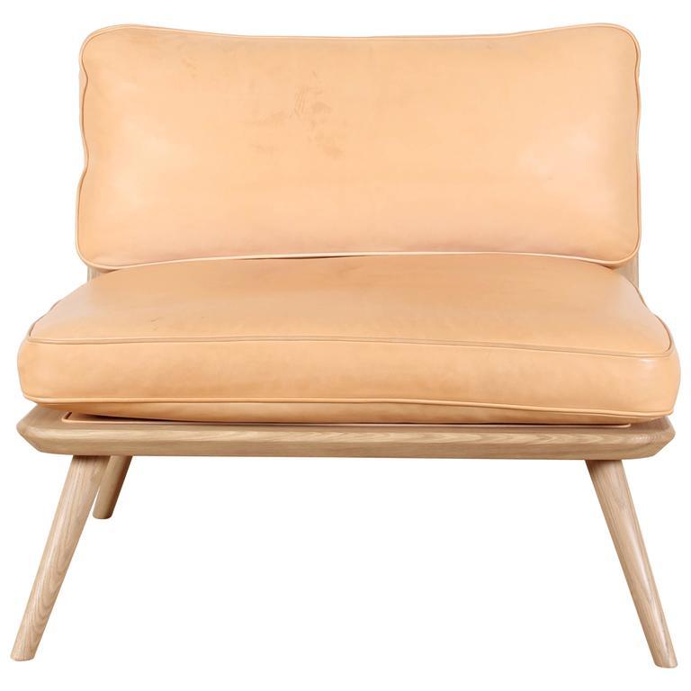 Scandinavian Easy Chair Spine, 1710