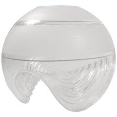Large Space Age Centerpiece Bowl