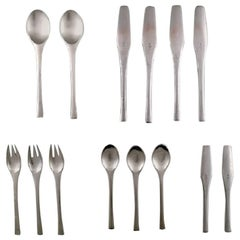 Jens Quistgaard Odin Cutlery for Danish Designs, Stainless Steel