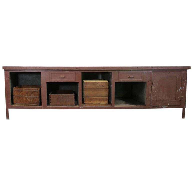 Rustic Workbench or Cabinet