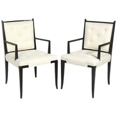 Pair of Tommi Parzinger Chairs