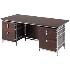 Jules Wabbes Executive Desk for Mobilier Universel