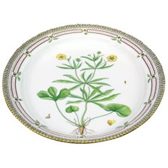 Royal Copenhagen Flora Danica Medium Oval Platter