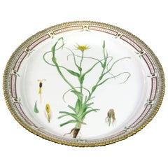 Royal Copenhagen Flora Danica Large Oval Platter