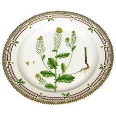 Royal Copenhagen Flora Danica Medium Round Platter
